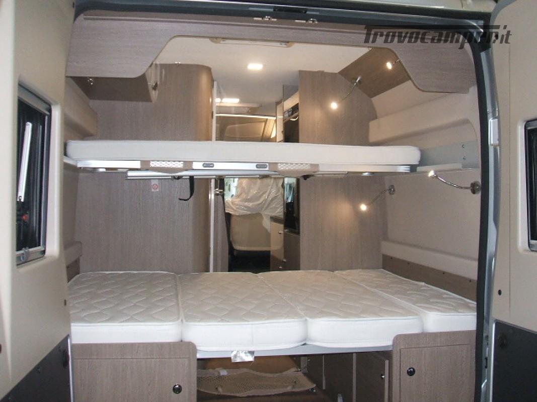 FURGONATO VANY 114 MAX VIP 02-2021 KM 500 nuovo  in vendita a Ancona - Immagine 6