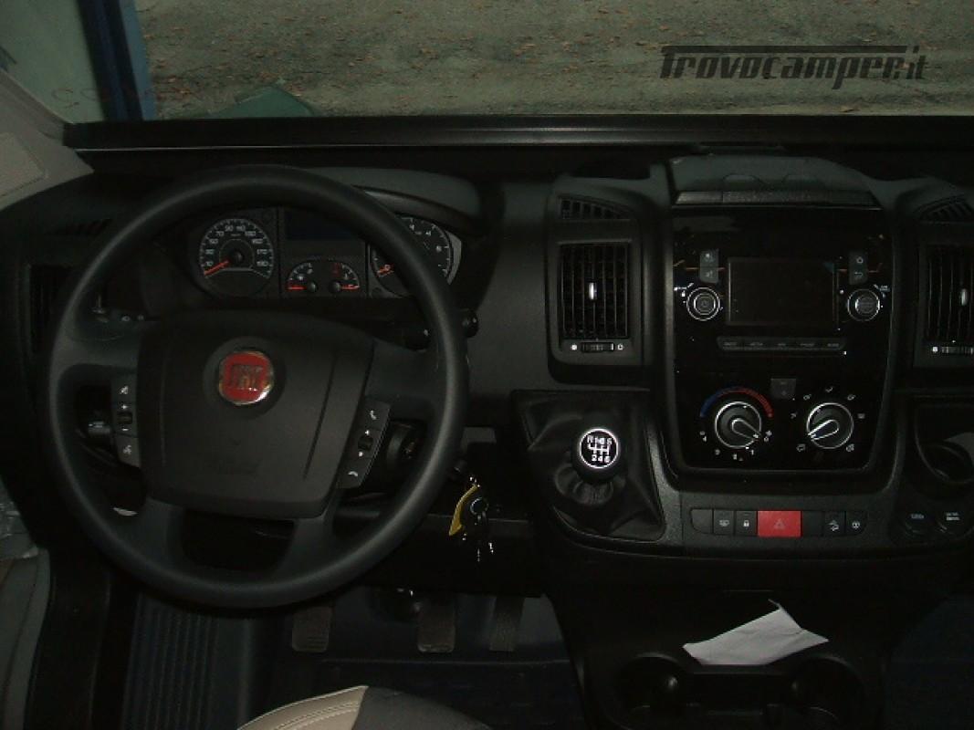FURGONATO VANY 114 MAX VIP 02-2021 KM 500 nuovo  in vendita a Ancona - Immagine 20