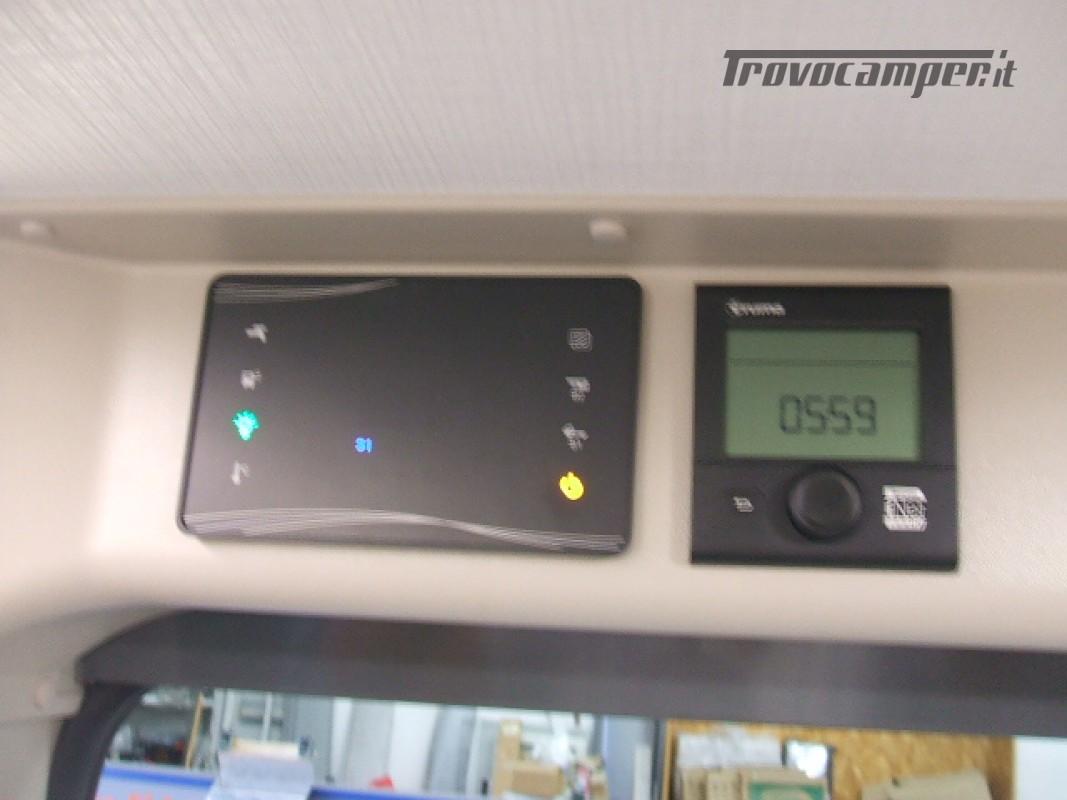 FURGONATO VANY 114 MAX VIP 02-2021 KM 500 nuovo  in vendita a Ancona - Immagine 16