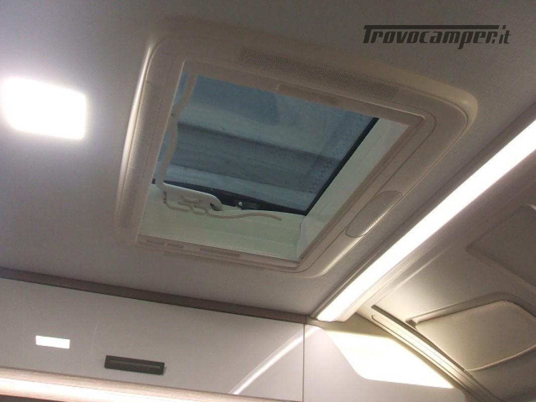 FURGONATO VANY 114 MAX VIP 02-2021 KM 500 nuovo  in vendita a Ancona - Immagine 17