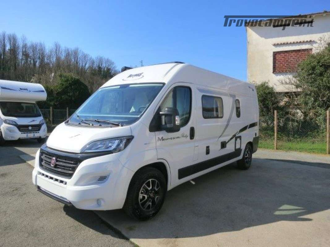 Camper puro MCLOUIS Menfys 3 Maxi Prestige nuovo  in vendita a Massa-Carrara - Immagine 1