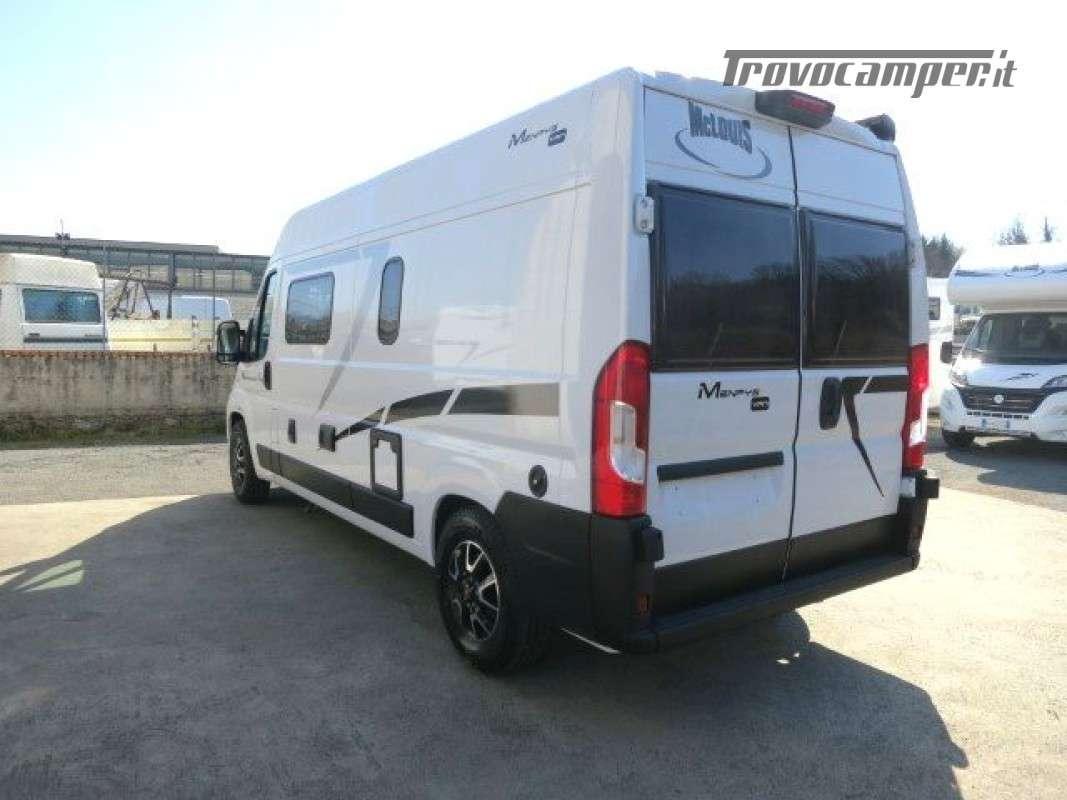 Camper puro MCLOUIS Menfys 3 Maxi Prestige nuovo  in vendita a Massa-Carrara - Immagine 3