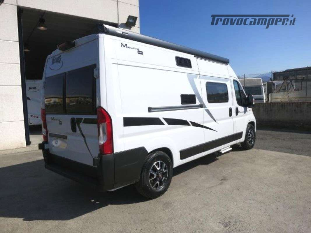 Camper puro MCLOUIS Menfys 3 Maxi Prestige nuovo  in vendita a Massa-Carrara - Immagine 5