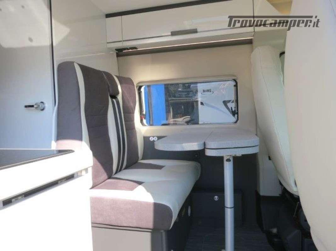 Camper puro MCLOUIS Menfys 3 Maxi Prestige nuovo  in vendita a Massa-Carrara - Immagine 8