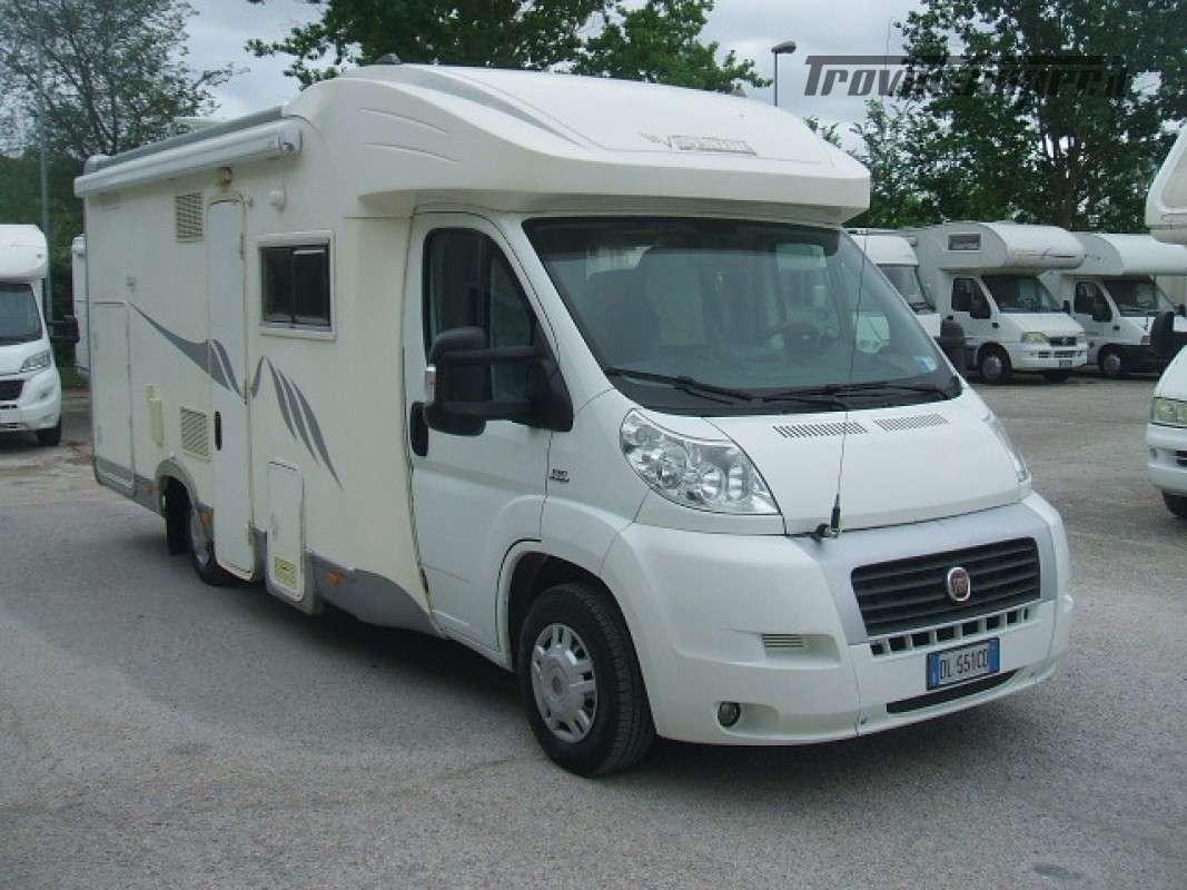 SEMINTEGRALE GARAGE MOBILVETTA KEA P81 usato  in vendita a Ancona - Immagine 1