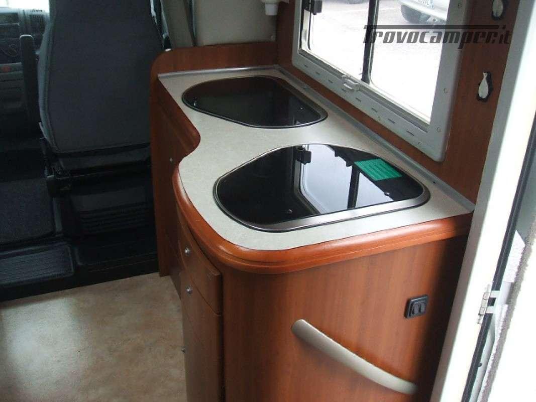 SEMINTEGRALE GARAGE MOBILVETTA KEA P81 usato  in vendita a Ancona - Immagine 6