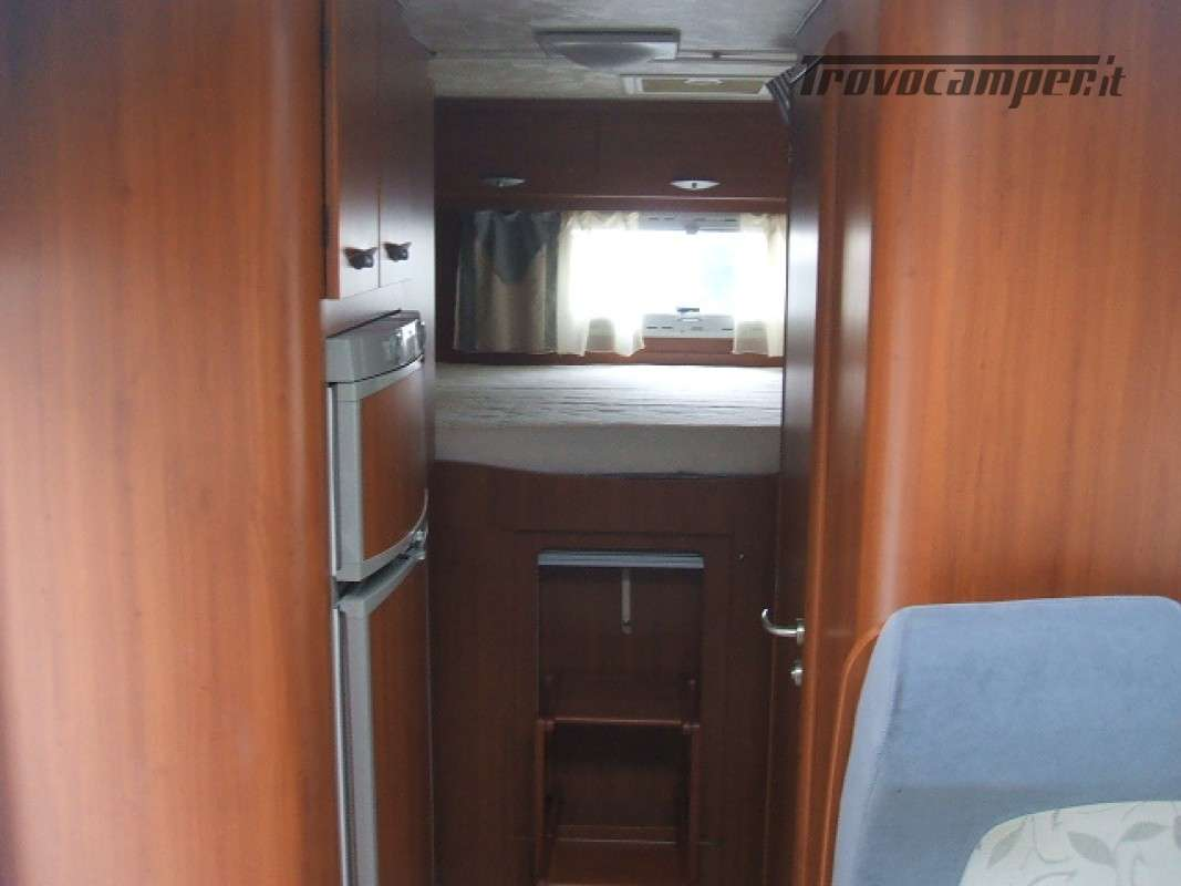 SEMINTEGRALE GARAGE MOBILVETTA KEA P81 usato  in vendita a Ancona - Immagine 10