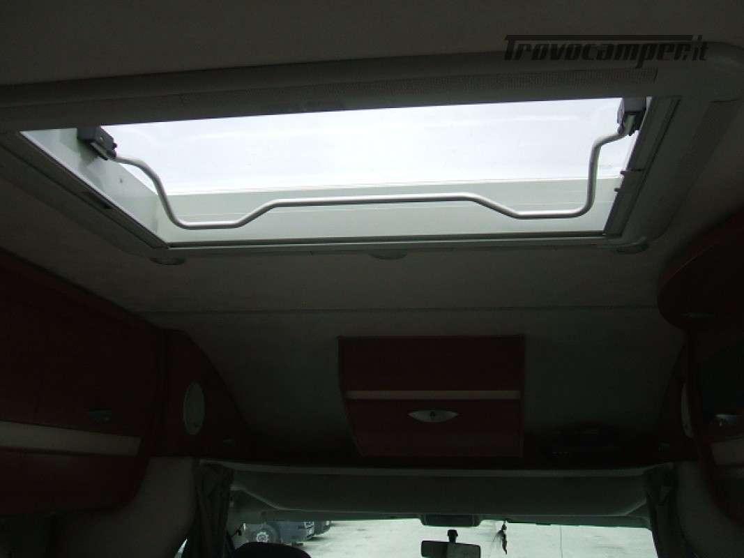 SEMINTEGRALE GARAGE MOBILVETTA KEA P81 usato  in vendita a Ancona - Immagine 16
