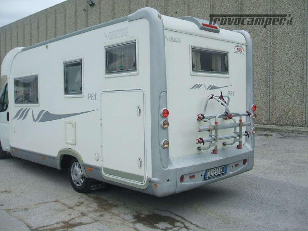 SEMINTEGRALE GARAGE MOBILVETTA KEA P81 usato  in vendita a Ancona - Immagine 3