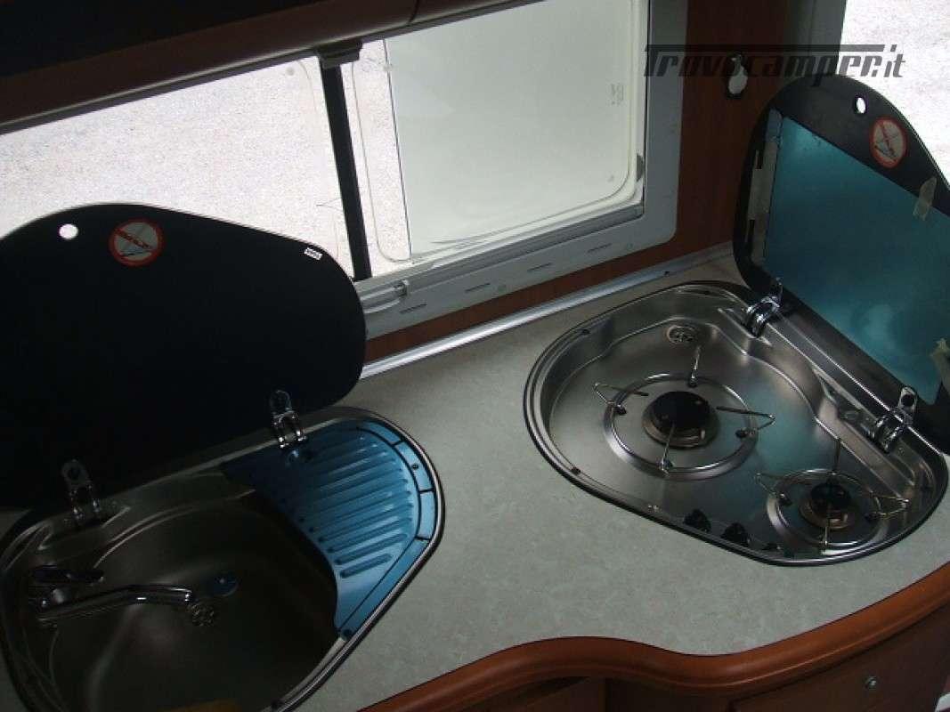 SEMINTEGRALE GARAGE MOBILVETTA KEA P81 usato  in vendita a Ancona - Immagine 7