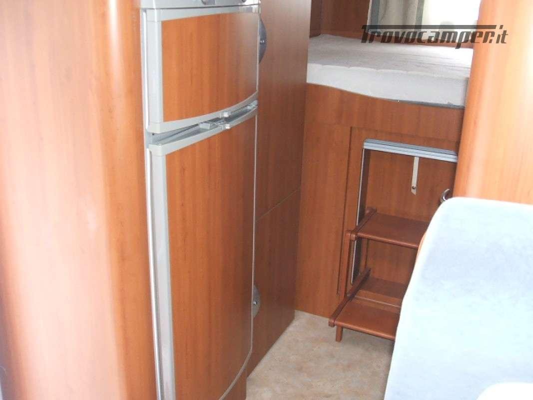 SEMINTEGRALE GARAGE MOBILVETTA KEA P81 usato  in vendita a Ancona - Immagine 12
