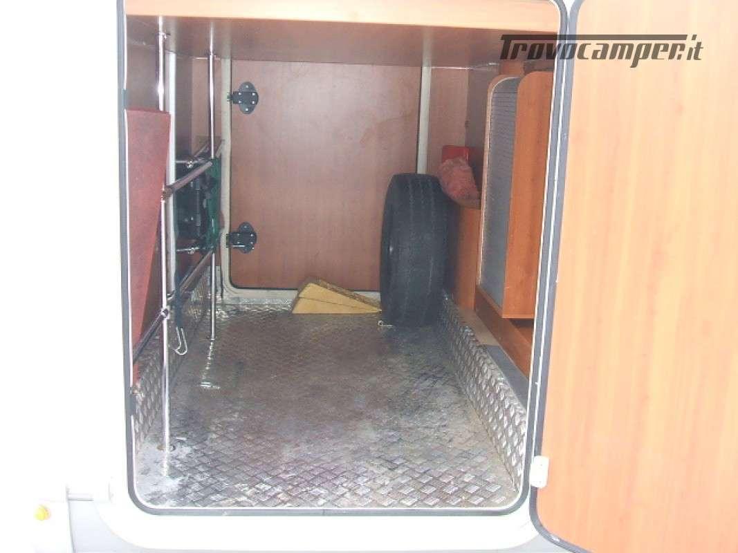 SEMINTEGRALE GARAGE MOBILVETTA KEA P81 usato  in vendita a Ancona - Immagine 5