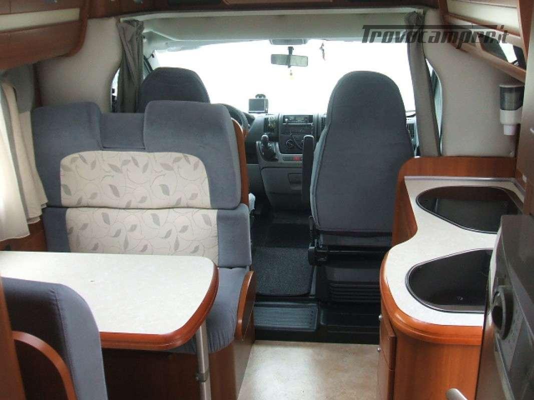 SEMINTEGRALE GARAGE MOBILVETTA KEA P81 usato  in vendita a Ancona - Immagine 8