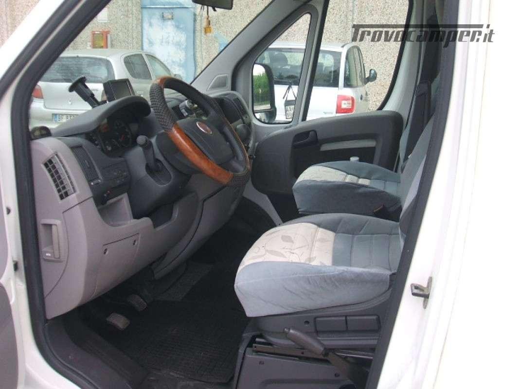 SEMINTEGRALE GARAGE MOBILVETTA KEA P81 usato  in vendita a Ancona - Immagine 19