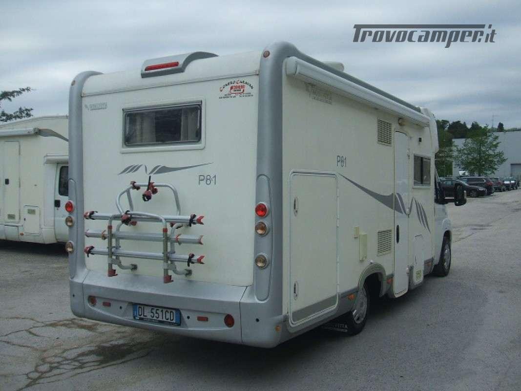 SEMINTEGRALE GARAGE MOBILVETTA KEA P81 usato  in vendita a Ancona - Immagine 4