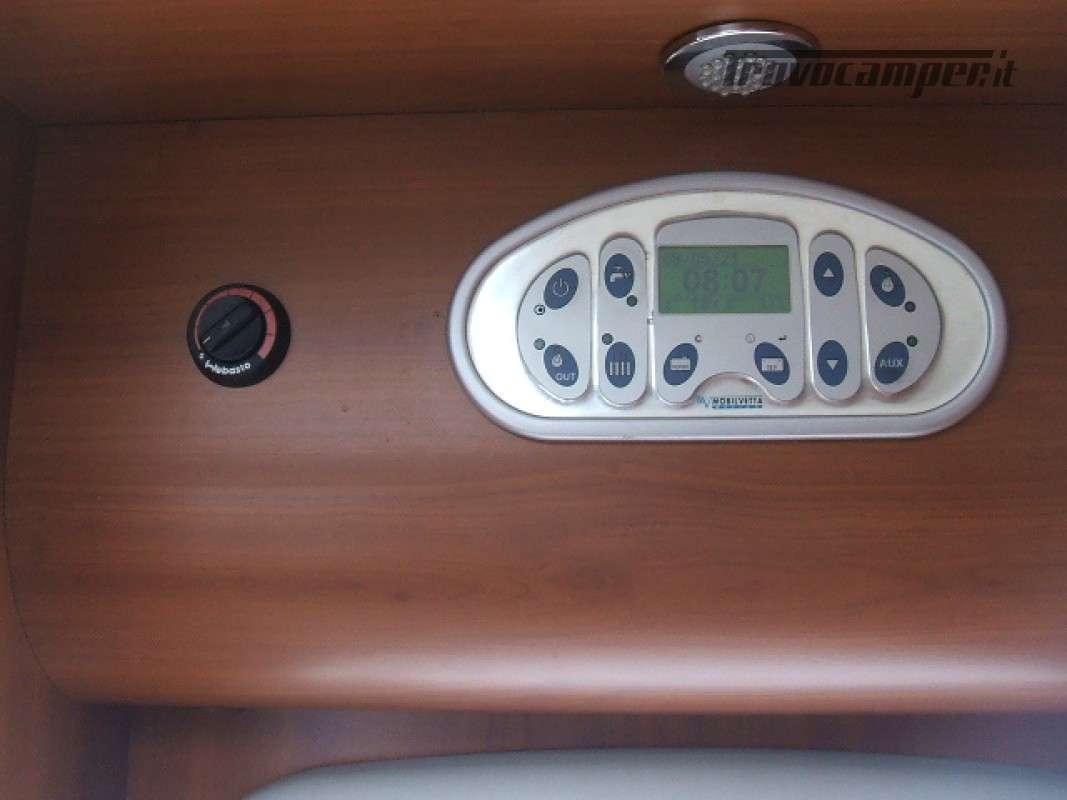 SEMINTEGRALE GARAGE MOBILVETTA KEA P81 usato  in vendita a Ancona - Immagine 17