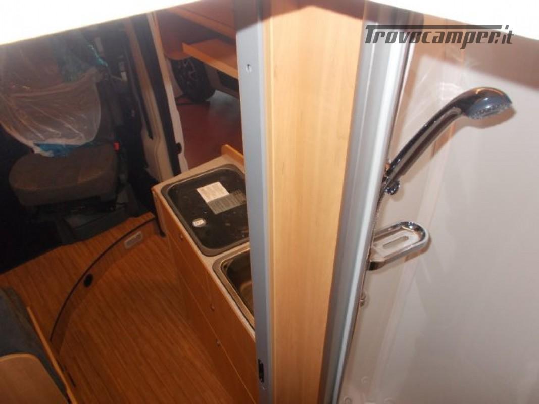 Camper puro POSSL ROADSTAR 640 DK PRONTA CONSEGNA usato  in vendita a Bologna - Immagine 5