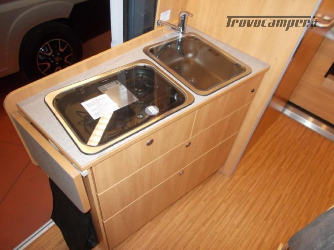Camper puro POSSL ROADSTAR 640 DK PRONTA CONSEGNA usato  in vendita a Bologna - Immagine 9