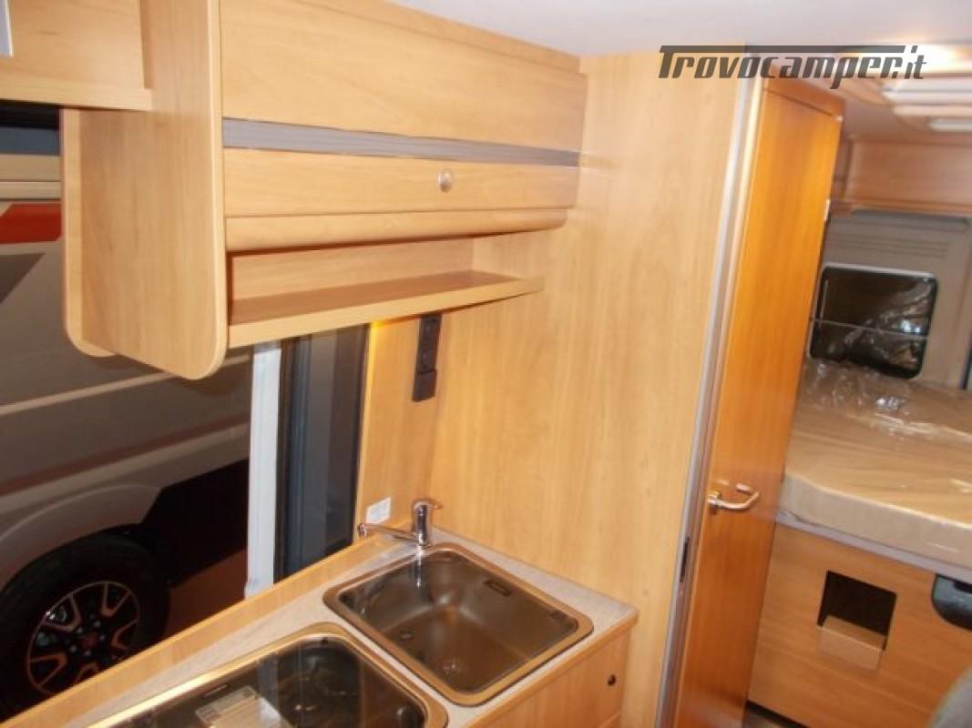 Camper puro POSSL ROADSTAR 640 DK PRONTA CONSEGNA usato  in vendita a Bologna - Immagine 10