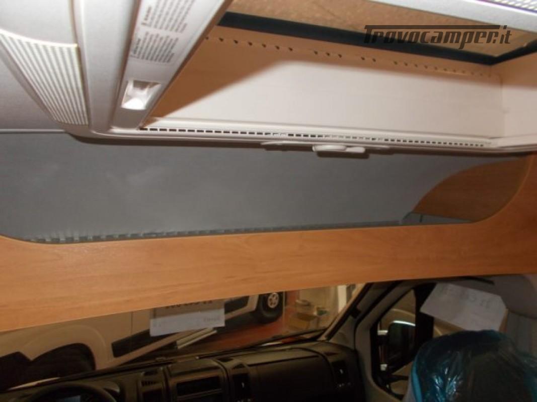 Camper puro POSSL ROADSTAR 640 DK PRONTA CONSEGNA usato  in vendita a Bologna - Immagine 14