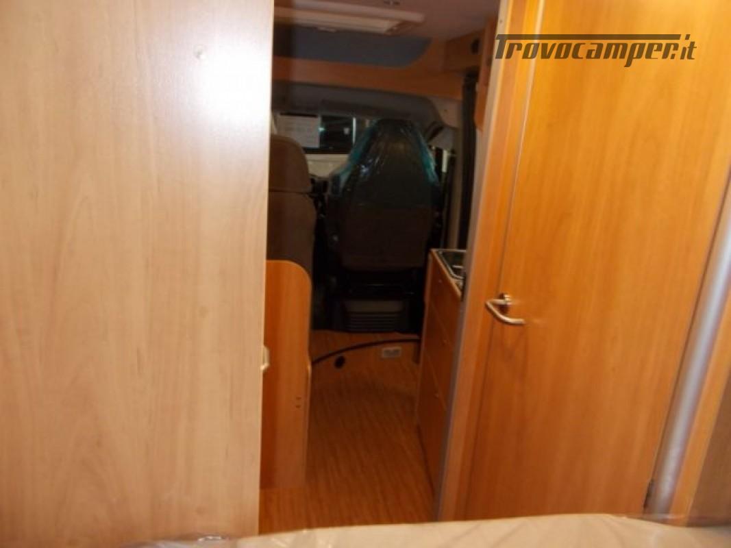 Camper puro POSSL ROADSTAR 640 DK PRONTA CONSEGNA usato  in vendita a Bologna - Immagine 15