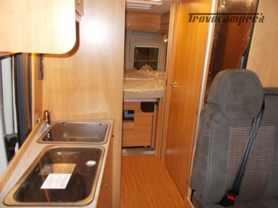 Camper puro POSSL ROADSTAR 640 DK PRONTA CONSEGNA usato  in vendita a Bologna - Immagine 18