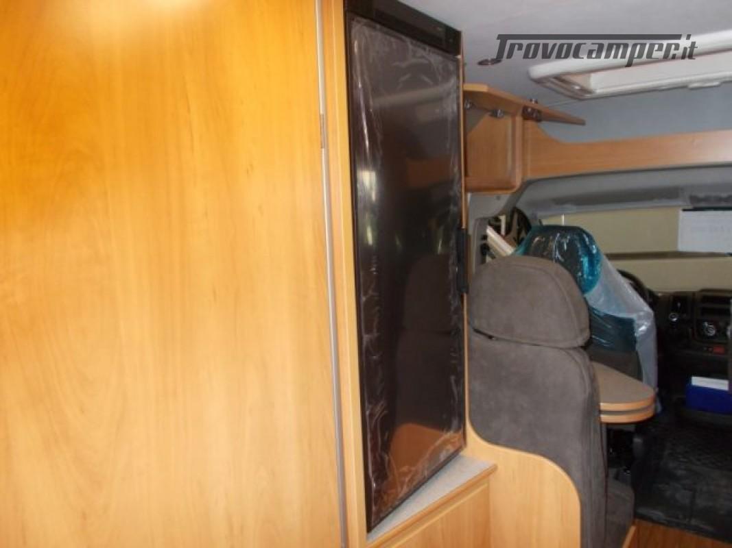 Camper puro POSSL ROADSTAR 640 DK PRONTA CONSEGNA usato  in vendita a Bologna - Immagine 19
