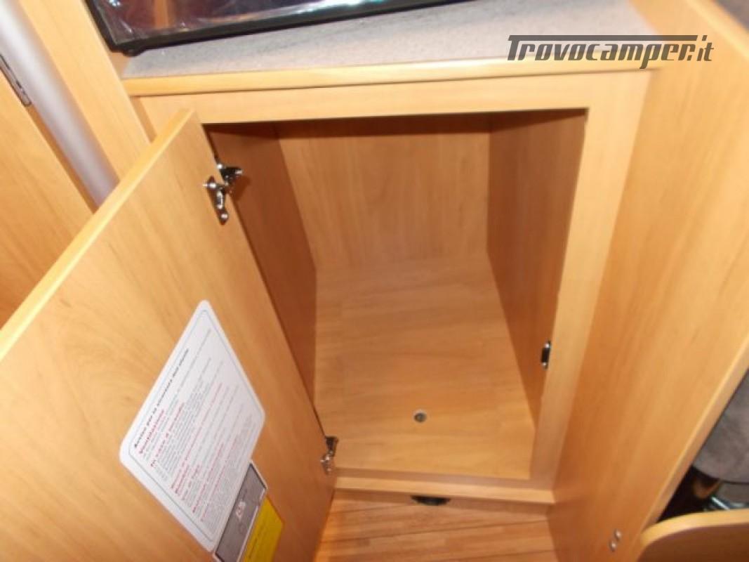 Camper puro POSSL ROADSTAR 640 DK PRONTA CONSEGNA usato  in vendita a Bologna - Immagine 21