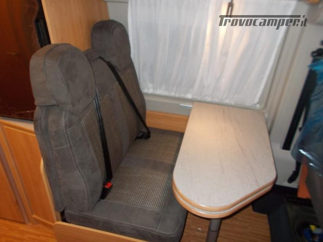 Camper puro POSSL ROADSTAR 640 DK PRONTA CONSEGNA usato  in vendita a Bologna - Immagine 22