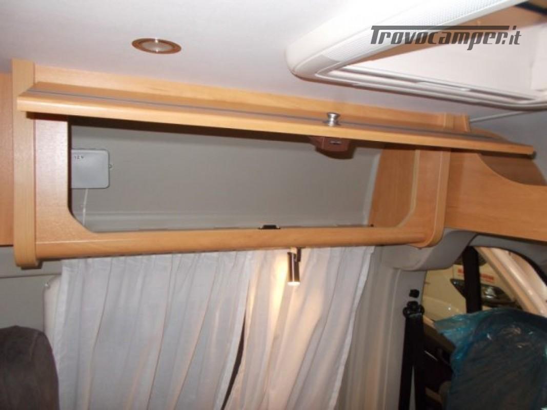 Camper puro POSSL ROADSTAR 640 DK PRONTA CONSEGNA usato  in vendita a Bologna - Immagine 24