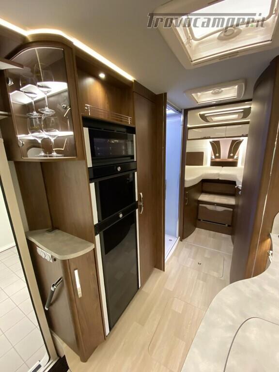 Motorhome Frankia I 7900 gd letti gemelli con doppio pavimento usato  in vendita a Trento - Immagine 8