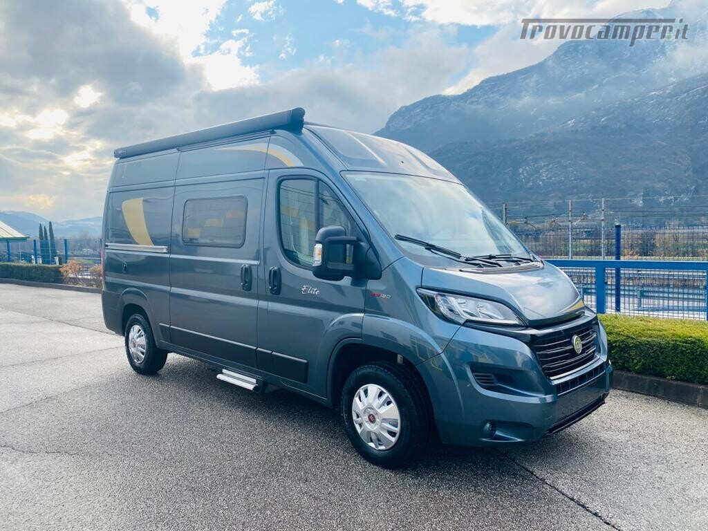 Furgonato van Caravans International Kyros k2 elite 5,40 mt usato  in vendita a Trento - Immagine 1