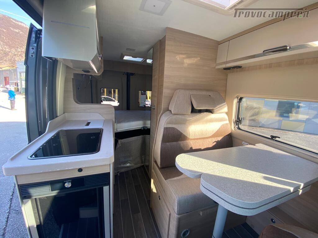 Furgonato van Caravans International Kyros k2 elite 5,40 mt usato  in vendita a Trento - Immagine 3
