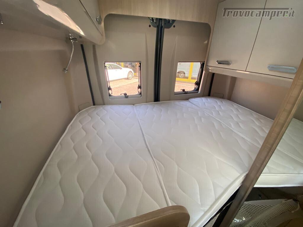 Furgonato van Caravans International Kyros k2 elite 5,40 mt usato  in vendita a Trento - Immagine 5