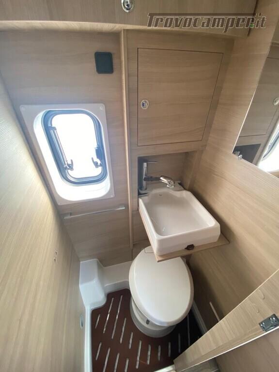 Furgonato van Caravans International Kyros k2 elite 5,40 mt usato  in vendita a Trento - Immagine 6