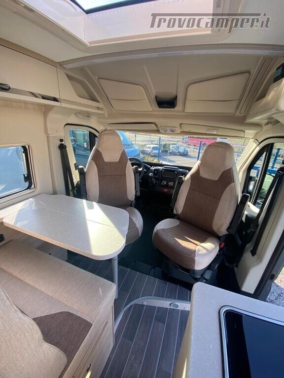 Furgonato van Caravans International Kyros k2 elite 5,40 mt usato  in vendita a Trento - Immagine 8