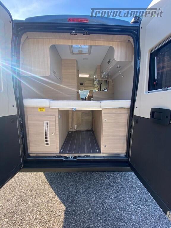 Furgonato van Caravans International Kyros k2 elite 5,40 mt usato  in vendita a Trento - Immagine 9