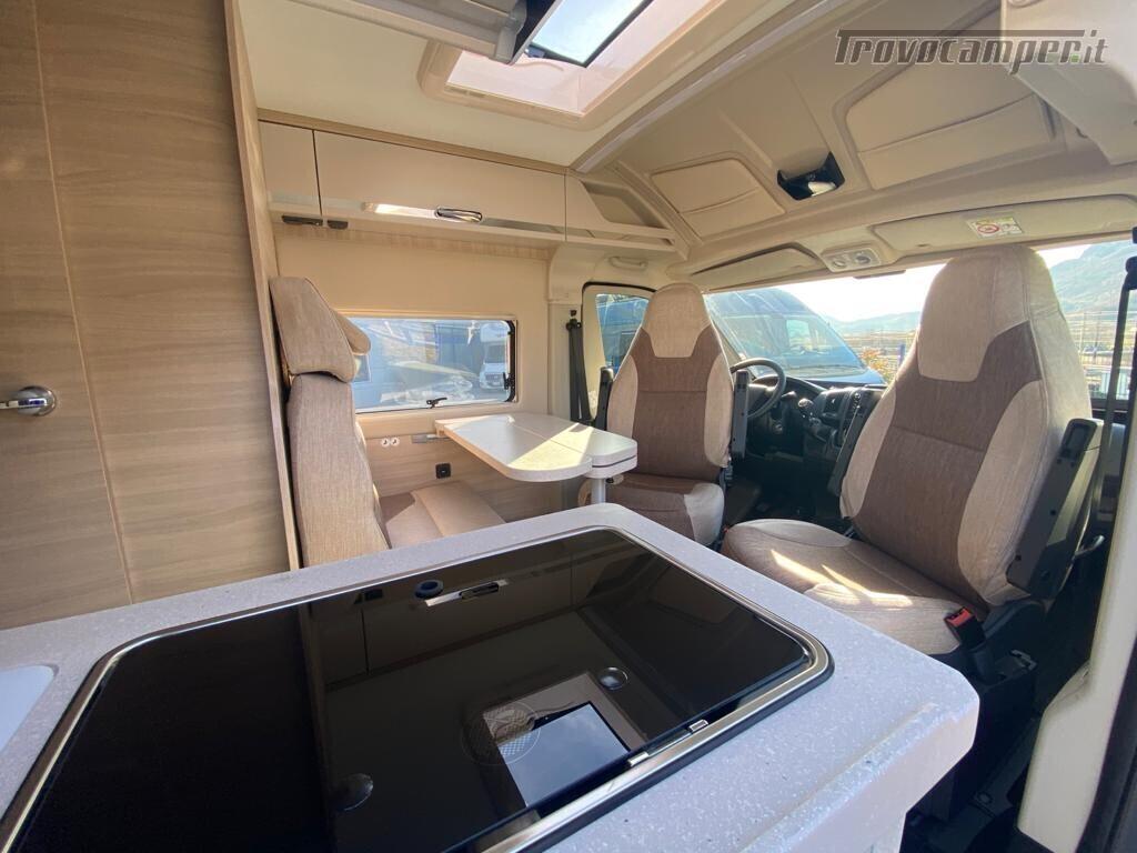 Furgonato van Caravans International Kyros k2 elite 5,40 mt usato  in vendita a Trento - Immagine 10