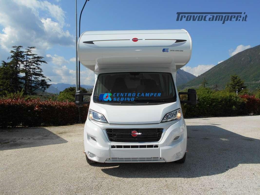 Noleggio Burstner Lyseo A 700 camper mansardato 6 posti con garage nuovo  in vendita a Brescia - Immagine 2