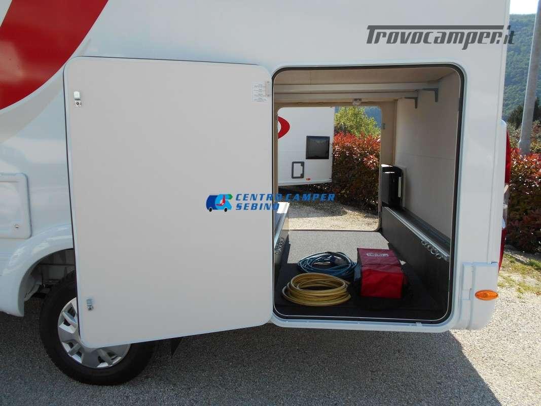 Noleggio Burstner Lyseo A 700 camper mansardato 6 posti con garage nuovo  in vendita a Brescia - Immagine 5