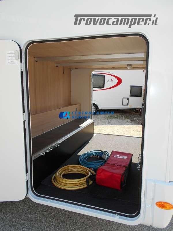 Noleggio Burstner Lyseo A 700 camper mansardato 6 posti con garage nuovo  in vendita a Brescia - Immagine 6