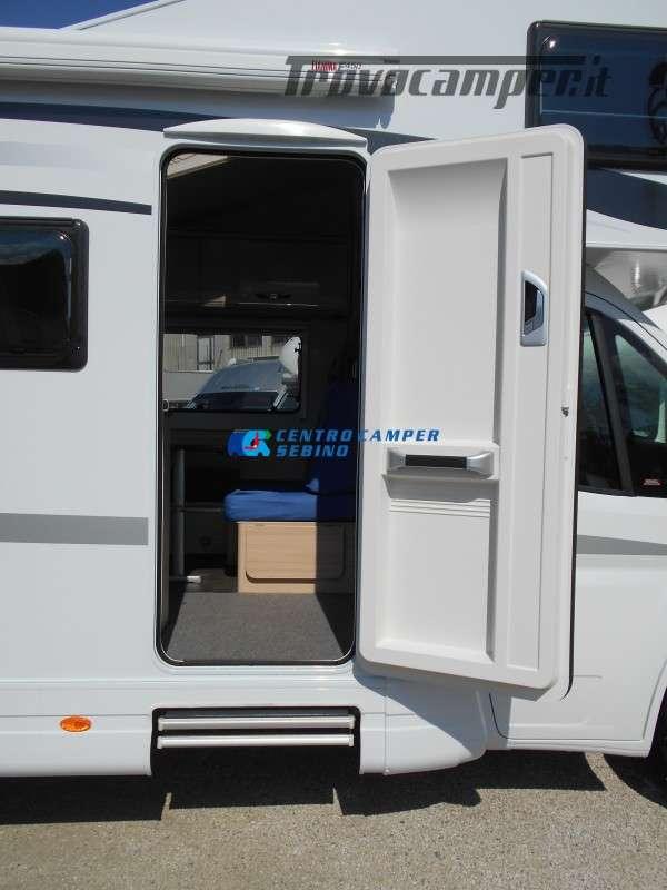 Noleggio Burstner Lyseo A 700 camper mansardato 6 posti con garage nuovo  in vendita a Brescia - Immagine 10