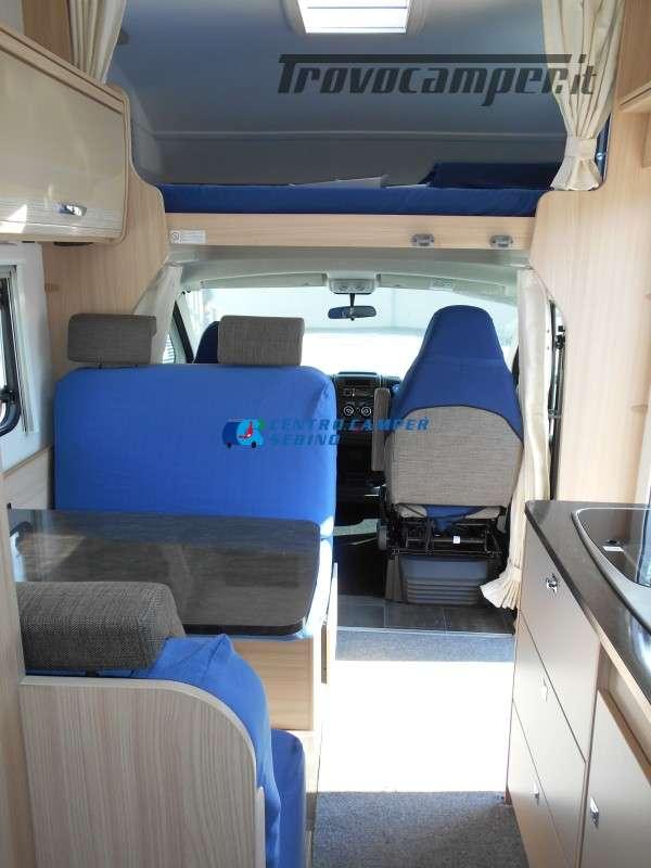 Noleggio Burstner Lyseo A 700 camper mansardato 6 posti con garage nuovo  in vendita a Brescia - Immagine 13