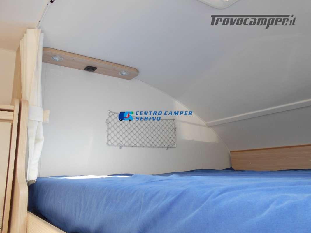 Noleggio Burstner Lyseo A 700 camper mansardato 6 posti con garage nuovo  in vendita a Brescia - Immagine 15