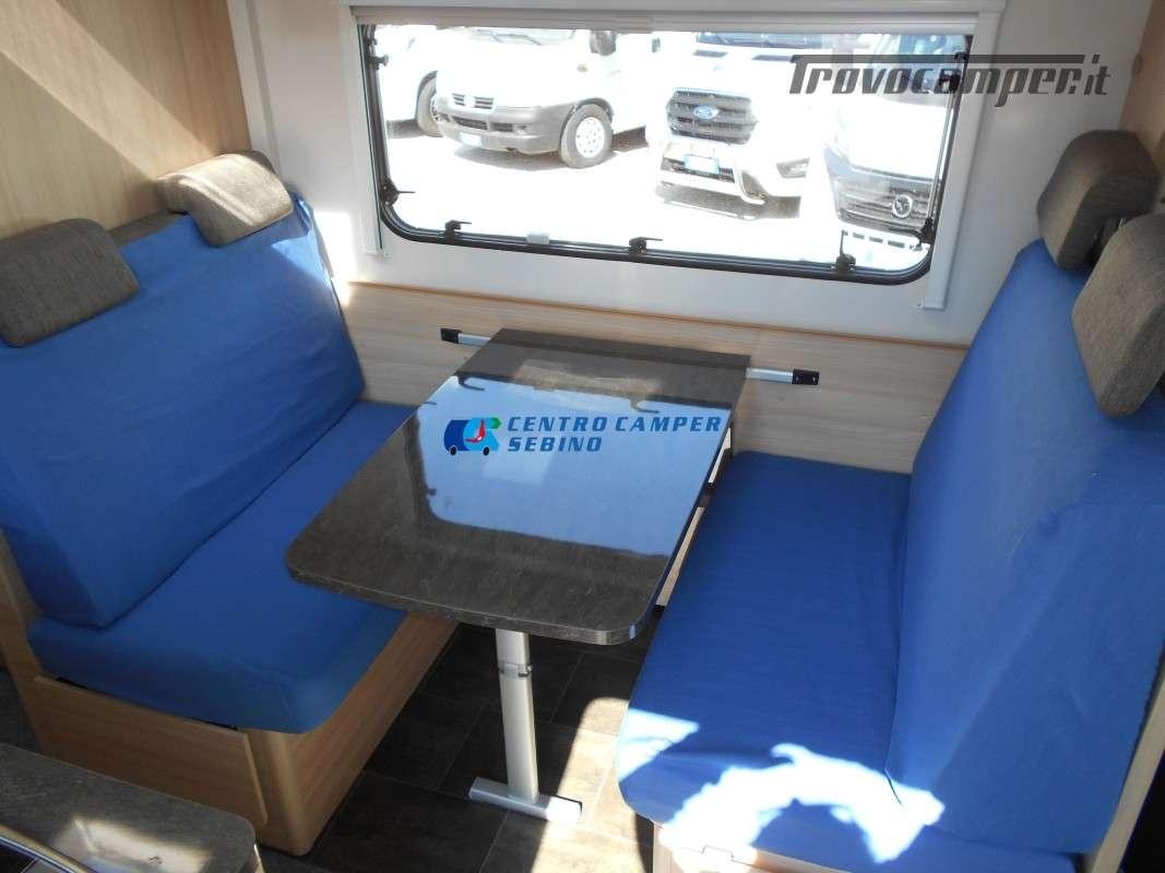 Noleggio Burstner Lyseo A 700 camper mansardato 6 posti con garage nuovo  in vendita a Brescia - Immagine 16