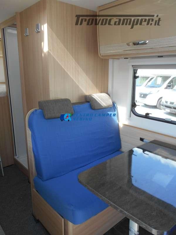 Noleggio Burstner Lyseo A 700 camper mansardato 6 posti con garage nuovo  in vendita a Brescia - Immagine 17