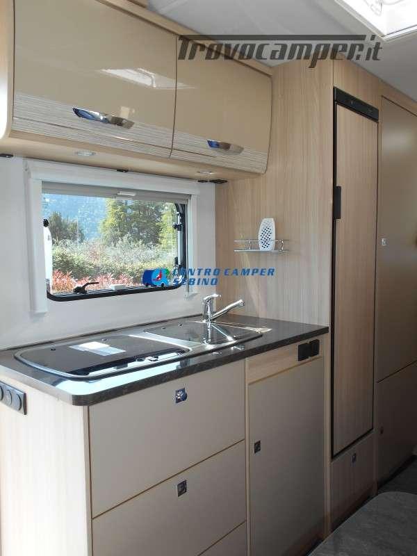 Noleggio Burstner Lyseo A 700 camper mansardato 6 posti con garage nuovo  in vendita a Brescia - Immagine 18
