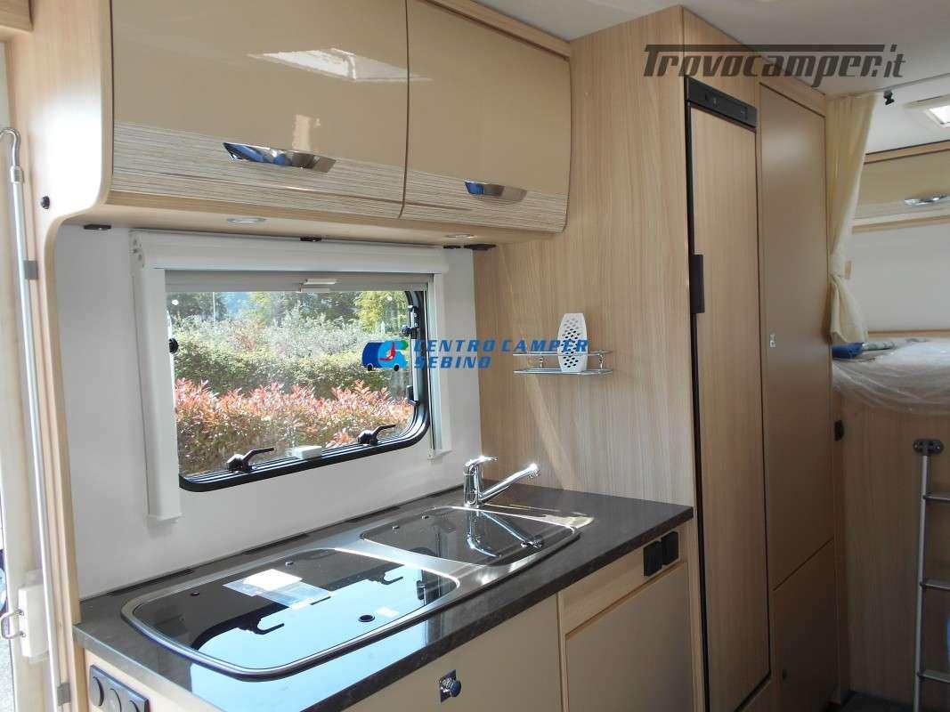 Noleggio Burstner Lyseo A 700 camper mansardato 6 posti con garage nuovo  in vendita a Brescia - Immagine 19
