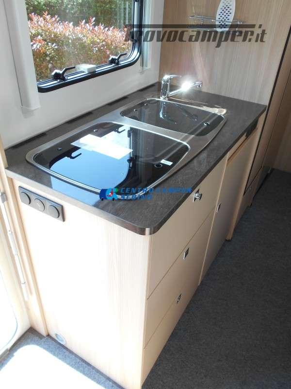 Noleggio Burstner Lyseo A 700 camper mansardato 6 posti con garage nuovo  in vendita a Brescia - Immagine 20