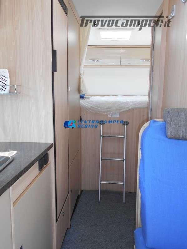 Noleggio Burstner Lyseo A 700 camper mansardato 6 posti con garage nuovo  in vendita a Brescia - Immagine 24